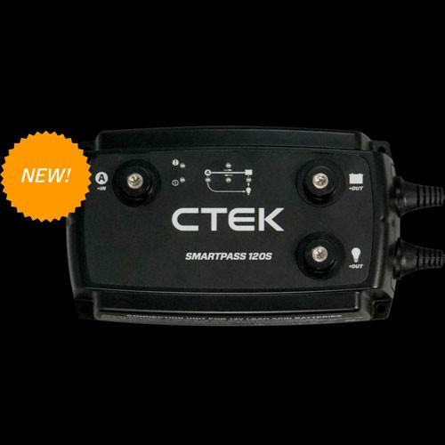 CTEK - SMARTPASS 120S, Part Number: 40-289