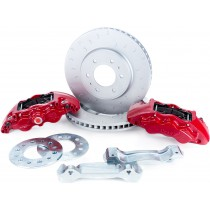Alcon Ford F-150 Raptor Front Brake Kit