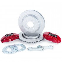 Alcon Ford F-150 Raptor Rear Brake Kit