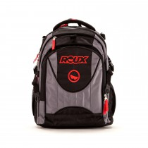 Front View, Roux - Racer Utility Backpack, Part Number: RXB03-15542