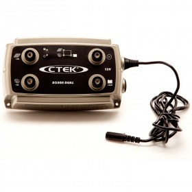 CTEK - Battery Charger, D250S DUAL, Part Number: 56-677