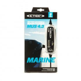 CTEK - MUS 4.3 Battery Charger - Marine Version, Part Number: MUS4.3-MARINE